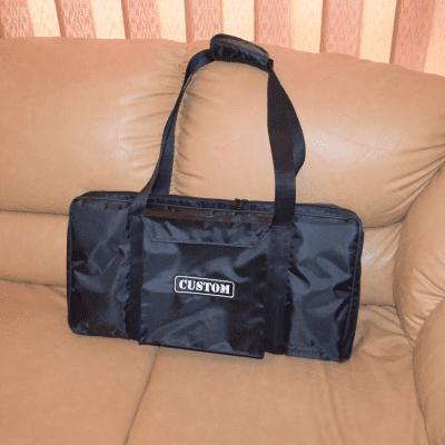 Custom padded travel bag soft case for LINE6 POD X3 Live guitar processor