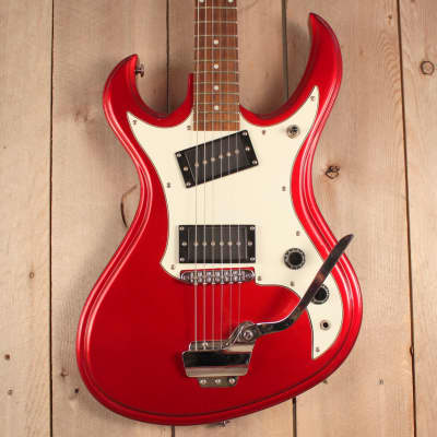 Tokai Hummingbird   made in Korea 2001 Candy Apple Red 200S for sale