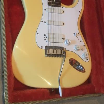 1993 Fender Artist Series Jeff Beck Signature Stratocaster USA Fender Tweed Case for sale