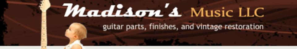 Madison's Music LLC