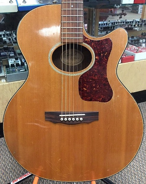 1996 guild f5nt thin body acoustic electric guitar w ohsc reverb. Black Bedroom Furniture Sets. Home Design Ideas