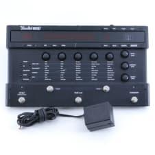 Digitech Vocalist Live 5 Vocal Multi-Effects Pedal & Power Supply P-05436