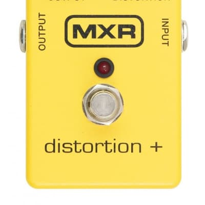 MXR Distortion +