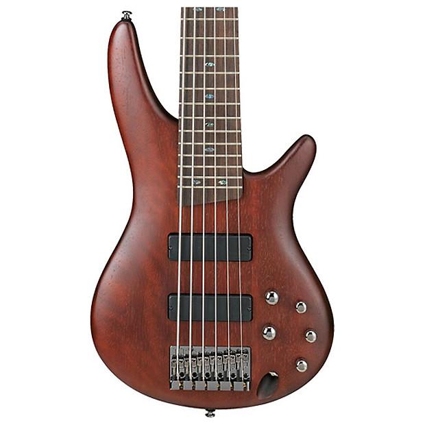 ibanez sr506bm 6 string electric bass guitar bundle reverb. Black Bedroom Furniture Sets. Home Design Ideas