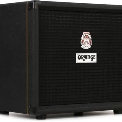 Orange OBC-112 400 Watt Bass Cabinet Black
