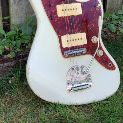 Danocaster Offset 2019 Olympic White for sale