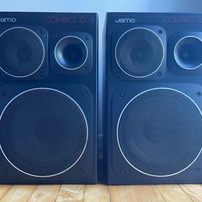 Jamo  Compact 120 Black