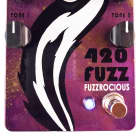Fuzzrocious 420 FUZZ - Limited Run Reverb Exclusive w/ FREE Candle - Run 3 image