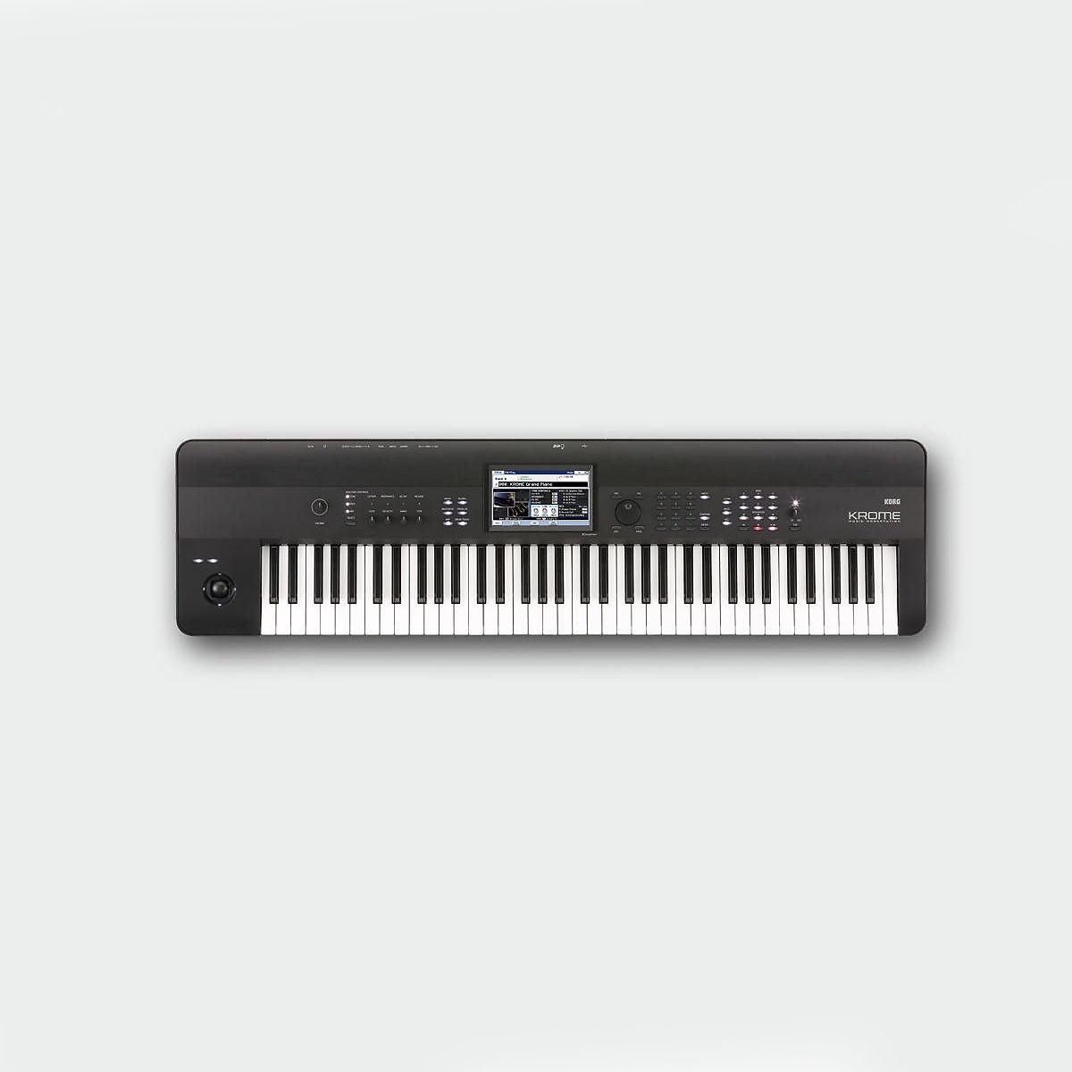 Korg Krome 73 Key Music Workstation