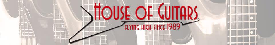House of Guitars  S.L.C. Utah