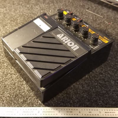 Arion DDS-1 Digital Delay / Sampler 1982 Black for sale