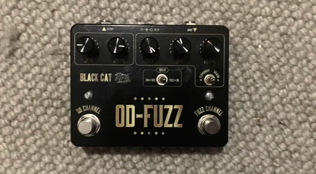 Black Cat Od Fuzz Deluxe
