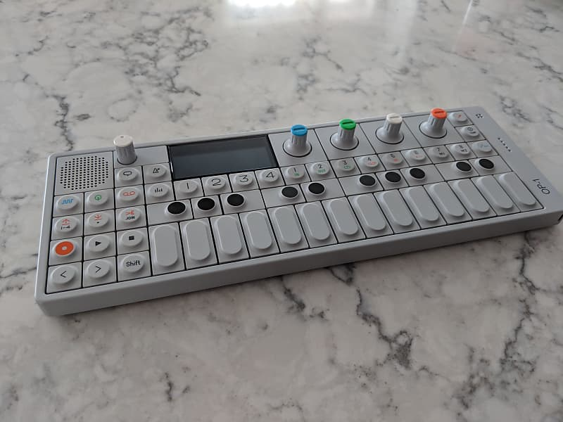 Teenage Engineering OP-1 Portable Synthesizer & Sampler | Reverb