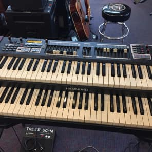 Hammond SKX Dual Manual 61 Key Combo Organ-New in Box with Free Shipping!