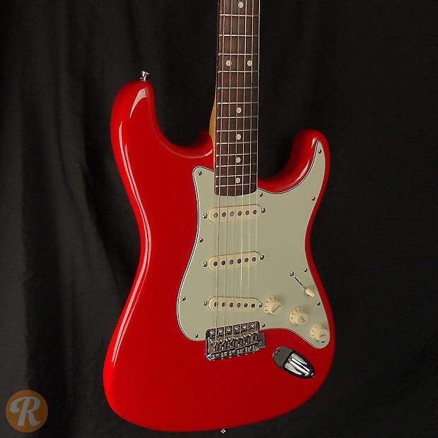 fender mark knopfler signature stratocaster 2000s hot rod red reverb. Black Bedroom Furniture Sets. Home Design Ideas