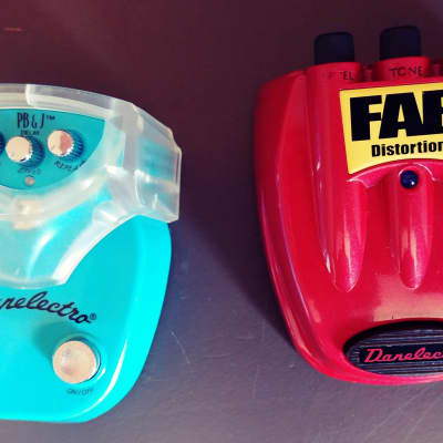 Danelectro PB&J Delay DJ17 for sale