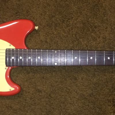 Kalamazoo KG-1 A Red 60's Vintage for sale
