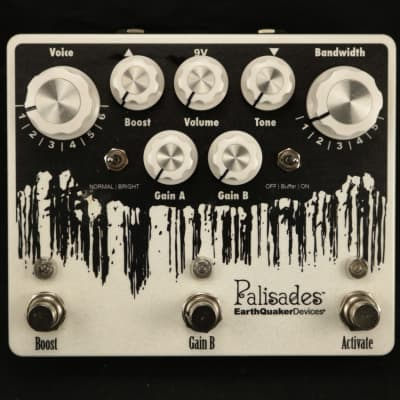 USED Earthquaker Devices Palisades (030)
