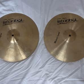 "Istanbul Mehmet 14"" Legend Hi-Hat Cymbals (Pair)"