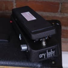 Dunlop  Cry Baby 535Q Multi-wah Guitar Effects Pedal 2017