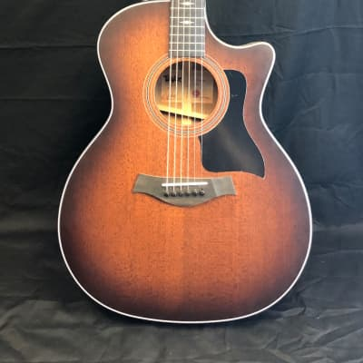 Taylor 324ce - Shaded Edgeburst with Tasmanian Blackwood Back & Sides and V-Class Bracing