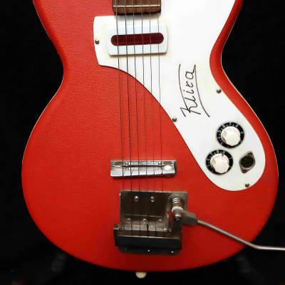 Klira Triumphator 1960's, Red Vinyl for sale