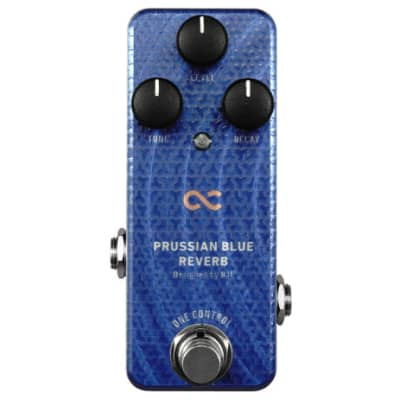 One Control Prussian Blue NG  - Reverb for sale