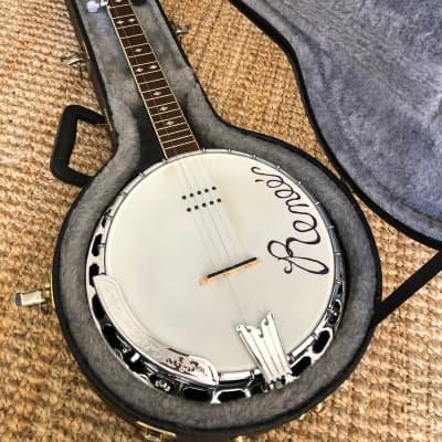 Gold Tone BG-250F Bluegrass 5-String Banjo w/ Kavanjo Pickup