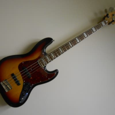 Fender Jazz Bass '75 Reissue Japan 1996 Sunburst for sale