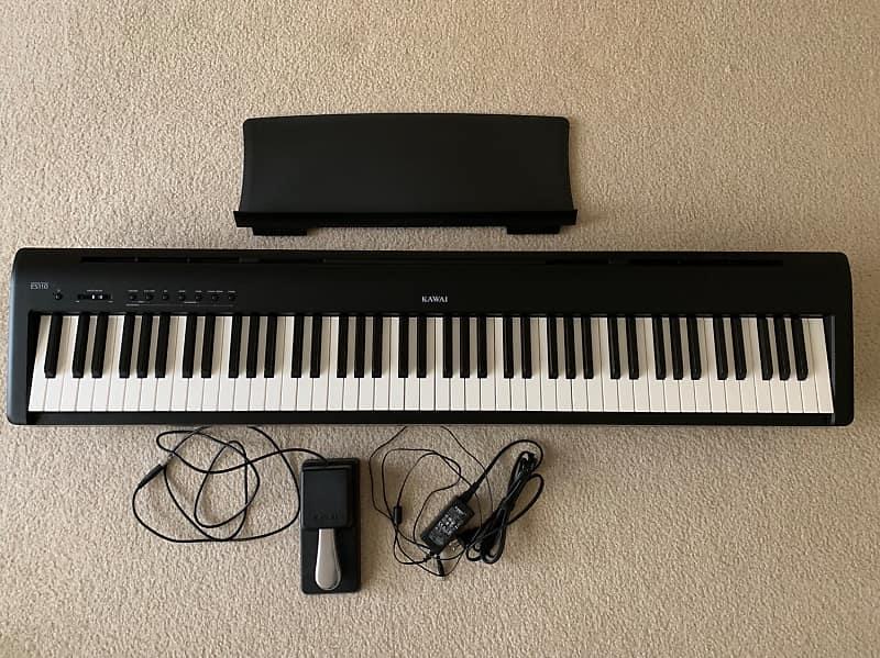 kawai es110 digital piano reverb. Black Bedroom Furniture Sets. Home Design Ideas