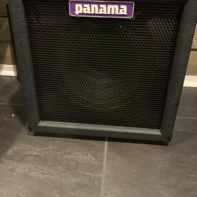 Panama Guitars Road Series 1x12 Cabinet (Purpleheart) w/ built in attenuator and Aged V30 driver for sale