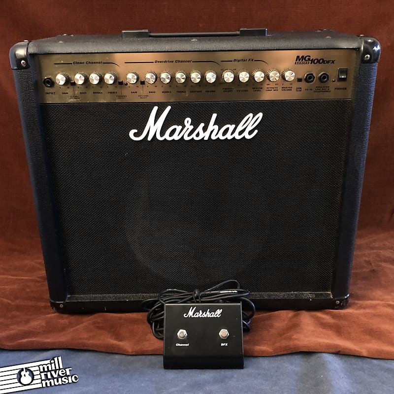 Marshall MG100DFX 100W 1x12