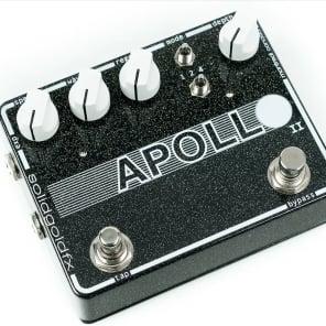 SolidGoldFX Apollo II Tap Tempo Phaser Pedal