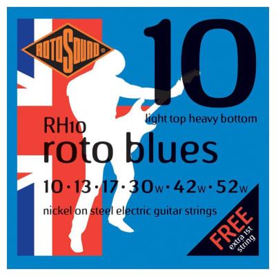 RotoSound RH10 Ele Str 10-52 Guitar Strings
