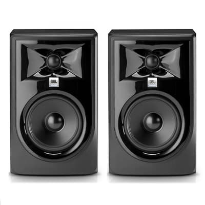 JBL LSR305 2-Way Active Studio Monitors (Pair)