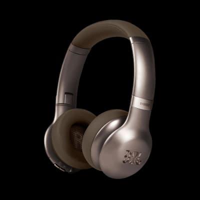 JBL Everest 310GA Wireless On-Ear Headphones (Brown)