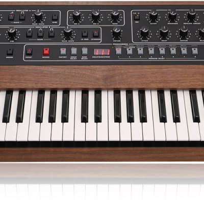 Sequential DSI Dave Smith Instruments Prophet-5 Rev-4 Synthesizer Keyboard Analog Circuits