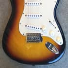 Fender Stratocaster 2004 MIM Made In Mexico Sunburst image