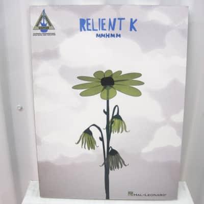 Relient KMmhmm Sheet Music Song Book Songbook Guitar Tab Tablature