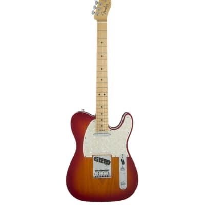 Fender American Elite Telecaster Single Cutaway SS Electric Guitar -Display Model