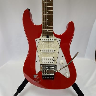 Floyd Rose Discovery Series DST3r 2005 Red for sale