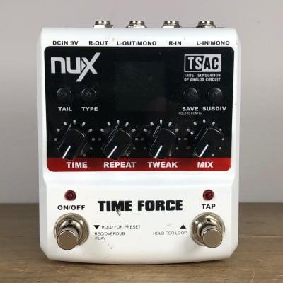 NuX Time Force Multi Digital Delay