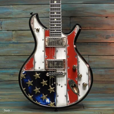 McSwain Red White & Bullets SM-1 2019 New From Authorized Dealer for sale