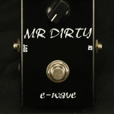 USED E Wave Mr Dirty (658)
