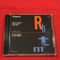 ROLAND RN-CR-02 RYTHM STYLE CARD JAZZ FOR CR-80