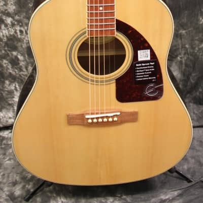 Epiphone AJ-220S Dreadnought Acoustic Guitar Natural for sale
