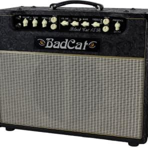 """Bad Cat Black Cat 30R 30-Watt 1x12"""" Guitar Combo"""