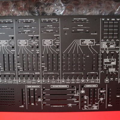 The Human Comparator Two Thousand Six Hundred (TTSH) Arp 2600 clone PCB, Panel, Case, Rare Parts Kit