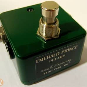 Henretta Engineering Emerald Prince Preamp