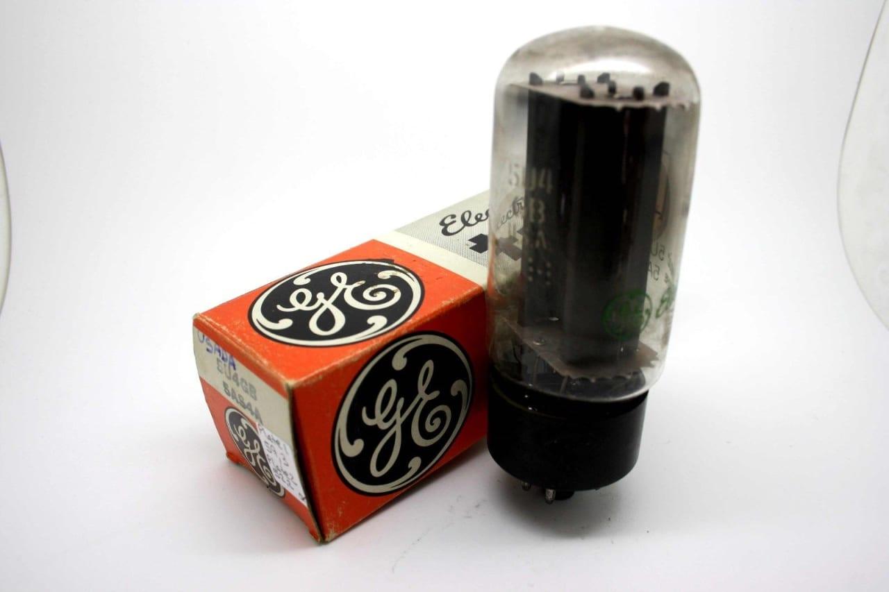 Used general electric 5u4gb 5as4 a vacuum tube hickok tv - General electric madrid ...